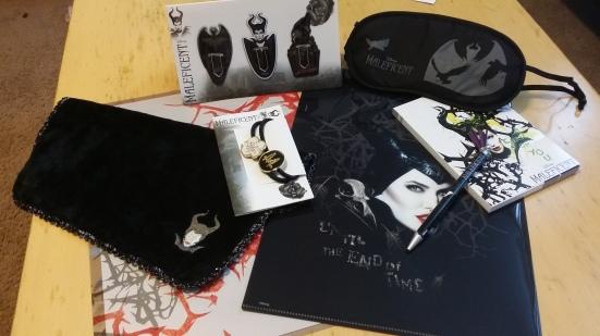 Maleficent movie merchandise