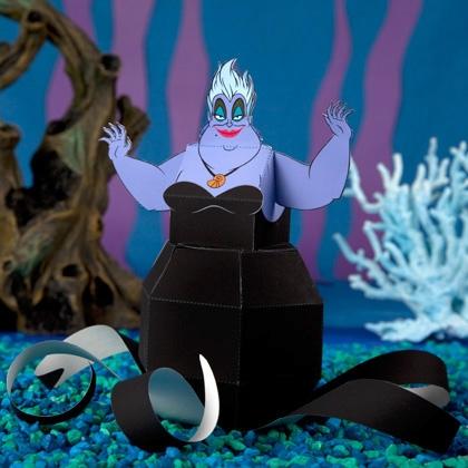 Ursulapapercraft